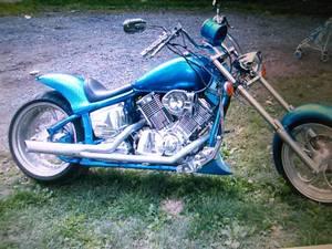 1999 Yamaha V Star 1100