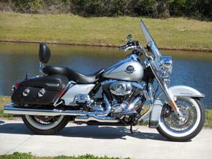 2010 Harley-Davidson Road King Classic