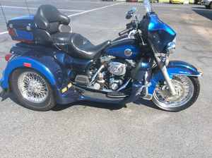 2004 Harley-Davidson TLE