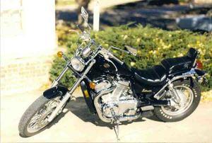 1989 Suzuki Intruder 750