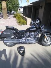 2007 Yamaha V-Star 1100 Classic