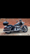 2008 Harley-Davidson Road King Police