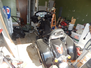 2011 Kawasaki VlcVaquero