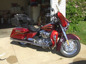2005 Harley-Davidson Screamin Eagle Electra Glide