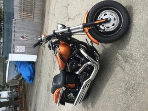 2014 Harley-Davidson Fat Bob