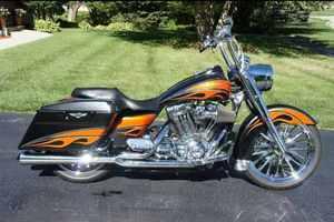 2005 Harley-Davidson Road King FLHR
