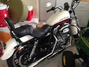 2011 Harley-Davidson Sportster 883 SuperLow