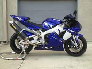 2001 Yamaha YZF-R1