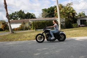 2009 Harley-Davidson Sportster 1200 Nightster