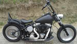 1992 Harley-Davidson Sportster Deluxe