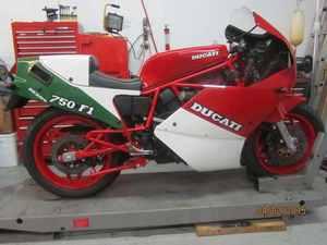 1987 Ducati Road Racer