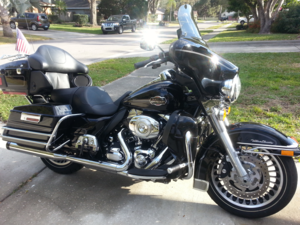 2012 Harley-Davidson Electra Glide Ultra Classic