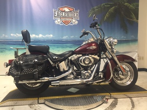 2014 Harley-Davidson Heritage Softail Classic