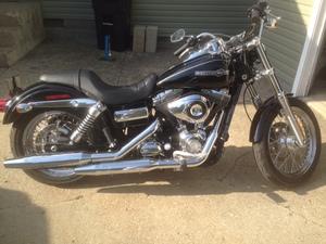 2011 Harley-Davidson Dyna Super Glide Custom