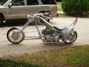 2004 American Ironhorse LSC