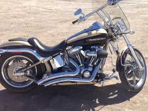 2003 Harley-Davidson Screamin Eagle Deuce