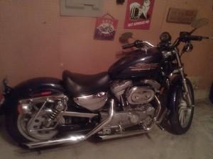 1999 Harley-Davidson Sportster Hugger