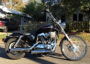 2005 Harley-Davidson Sportster Custom