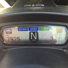 2012 Ducati Diavel Carbon Red