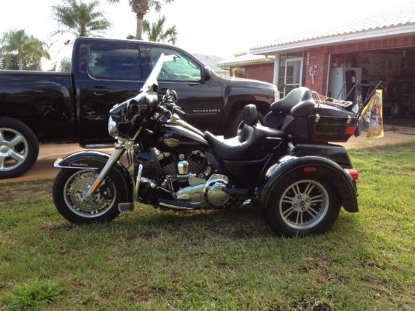Used 2009 Harley-Davidson Tri Glide for Sale - Bradenton ...
