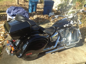 1999 Honda Shadow Aero