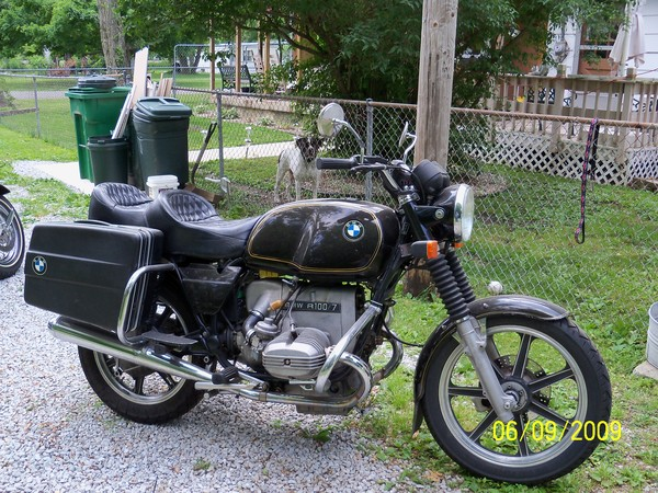 Used 1977 BMW Motorcycles R100/7 for Sale in New Waverly ...