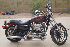 2009 Harley-Davidson Sportster 1200 Low