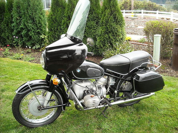 used 1968 bmw motorcycles r50 2 for sale in kansas city. Black Bedroom Furniture Sets. Home Design Ideas