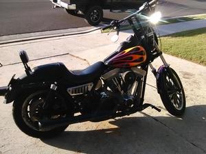 1990 Harley-Davidson Super Glide