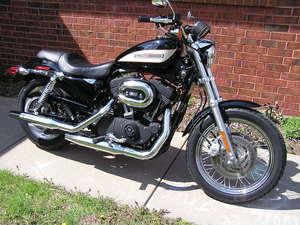 2007 Harley-Davidson Sportster 1200 Roadster