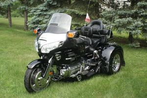 2001 Honda Gold Wing ABS