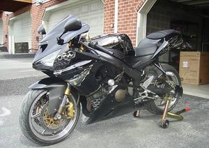 2006 Kawasaki Ninja ZX-6R