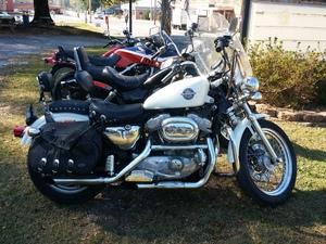 2002 Harley-Davidson Sportster Custom