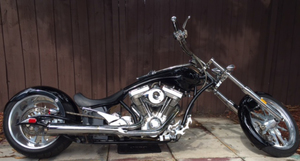 2007 Big Bear Sled Chopper