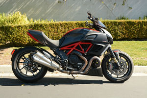 2013 Ducati Diavel Carbon ABS