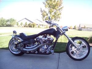 2006 American Ironhorse Tejas