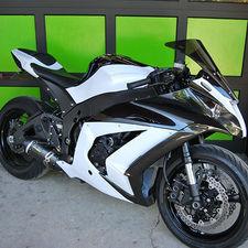 2013 Kawasaki Ninja ZX 10R