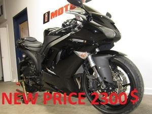 2007 Kawasaki Ninja ZX-6R