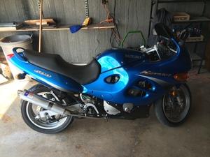 2000 Suzuki Katana 600