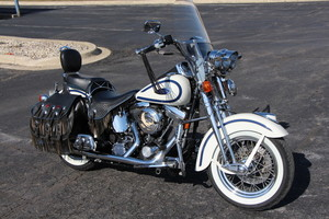 1997 Harley-Davidson Heritage Softail Springer