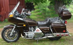 1983 Honda Gold Wing Aspencade
