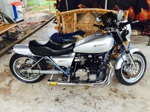 1977 Kawasaki LTD 1000
