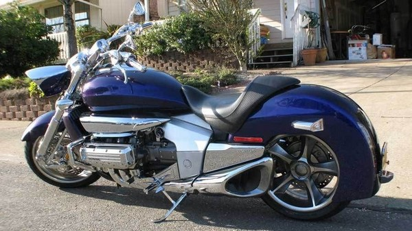 Used 2004 Honda Motorcycles Valkyrie Rune for Sale in