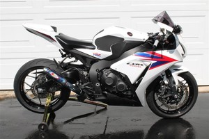 2012 Honda CBR1000RR