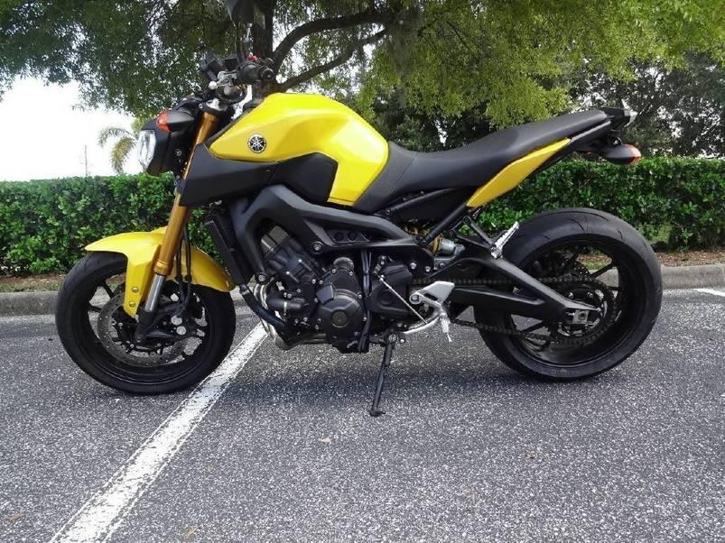 Used 2015 yamaha fz 09 for sale in las vegas nv 59846 for Yamaha of las vegas