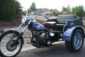 1965 Harley-Davidson GE Servi Car