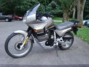 1990 Honda Transalp