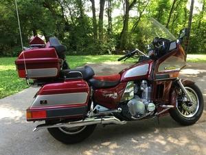 2002 Kawasaki Voyager XII