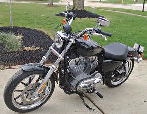 2015 Harley-Davidson SuperLow 883