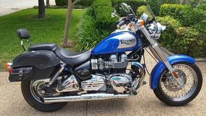 2003 Triumph America
